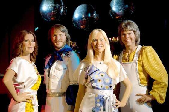 Près de 40ans après, ABBA revient avec un nouvel album