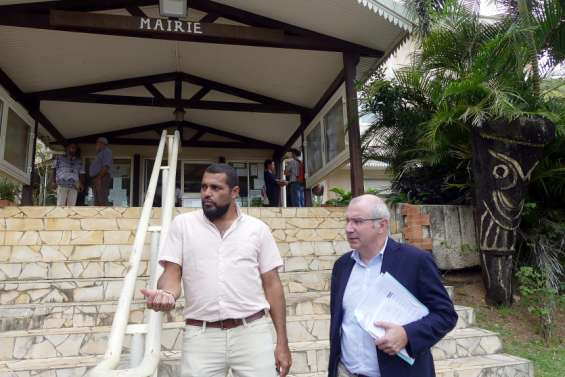 La Chambre territoriale des comptes recommande quelques ajustements à Houaïlou