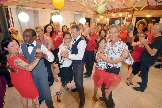 Danse : Pierre et Christine osent le tango pour tous dans leur nouvel espace