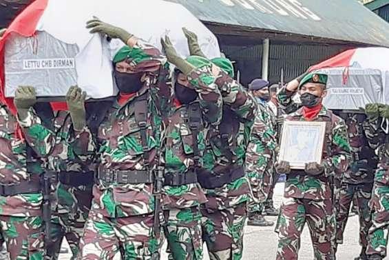 Quatre soldats indonésiens tués en Papouasie