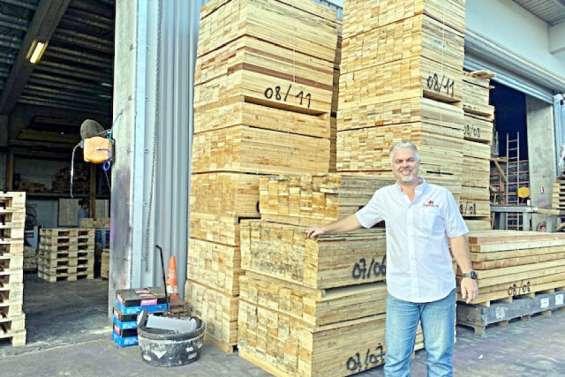 EmBois.NC, une entreprise qui prône la revalorisation des déchets