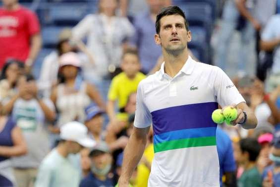 Djokovic avance piano, Monfils et Barty s'arrêtent net
