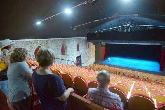 Dans les secrets du Théâtre de l'Ile