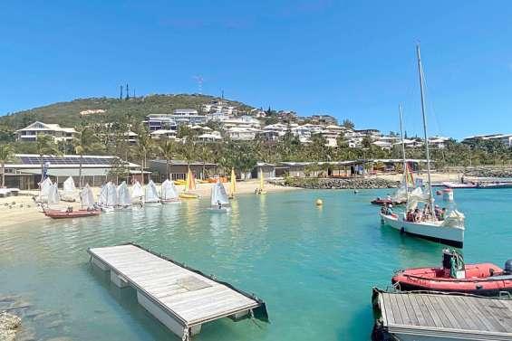 Côte-Blanche : les activités nautiques,