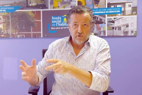 Jean-Loup Leclercq, directeur du FSH :