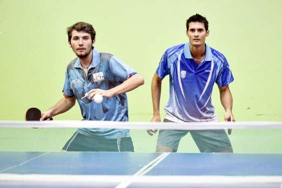 L'ultimate ping, le croisement entre tennis de table et tennis