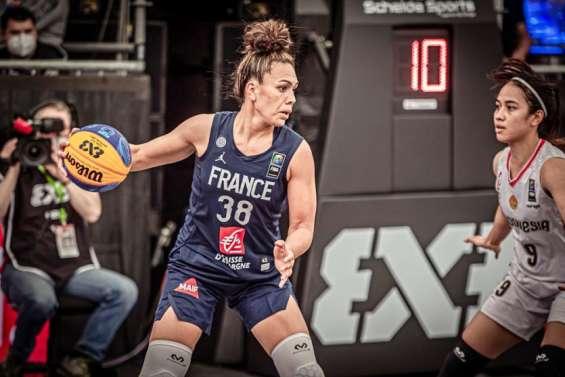 Soana Lucet rebondit dans le championnat de Turquie