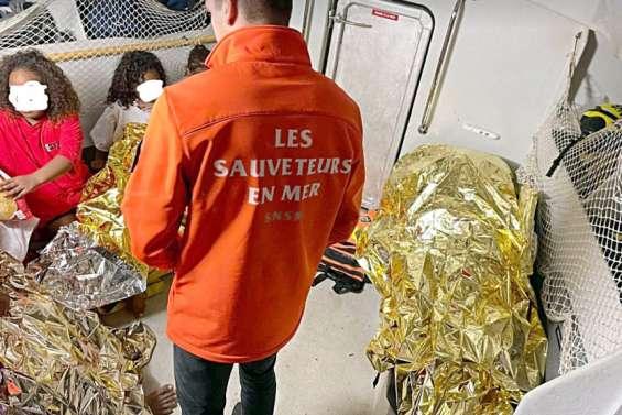 «Ils ont dérivé sept heures»: récit d'un incroyable sauvetage de onze naufragés