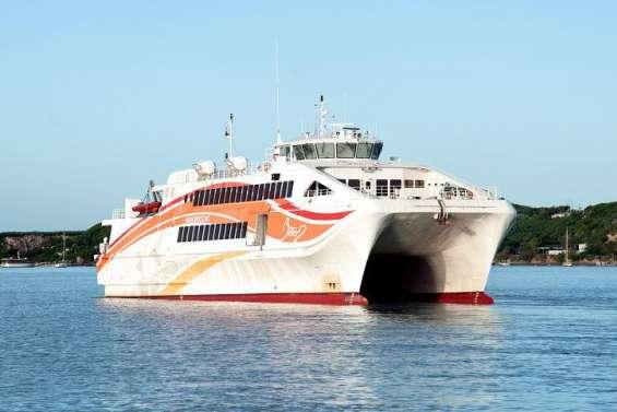 Un cas positif sur le Betico, l'équipage et les passagers à l'isolement