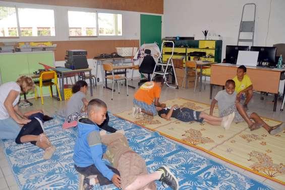 Des élèves de Koumac initiés aux premiers secours