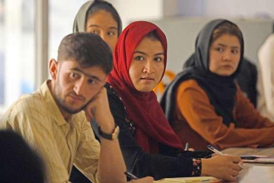 Afghanistan : à Kaboul, des universités quasi désertes