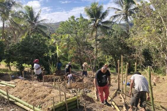 La permaculture pour lutter contre le feu