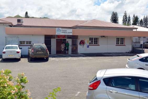Trois cas positifs détectés par le centre médico-social de Bourail