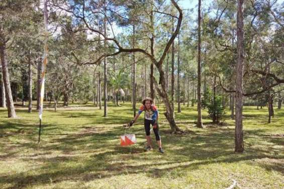 Challenge et course d'orientation à proximité de son domicile