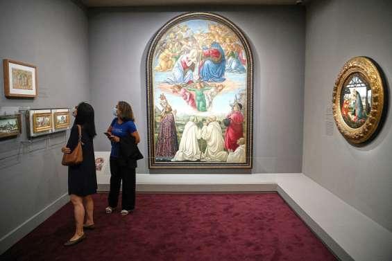 Art : à Paris, une plongée dans l'atelier de Botticelli
