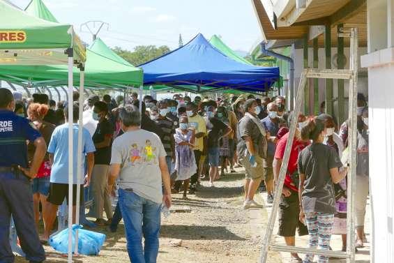 1237 personnes vaccinées en une seule journée au vaccinodrome de Koné