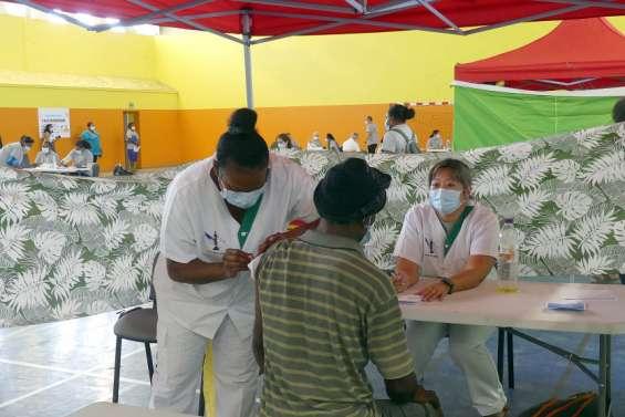 Un vaccinodrome ouvert à Voh, samedi