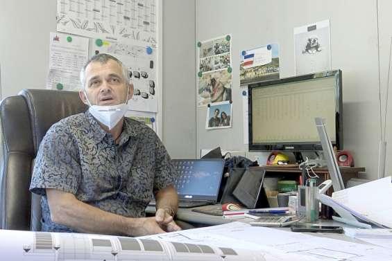 Silvio Pontoni, président de la Fédération du BTP :