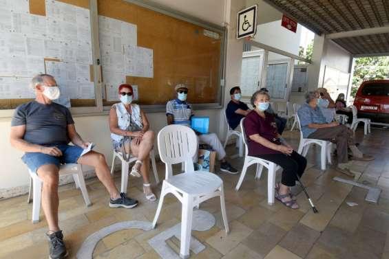 728 doses administrées ce mardi à l'hôtel de ville de Nouméa
