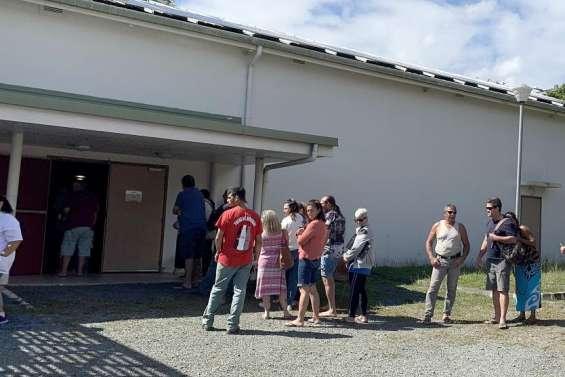 Bourail : la vaccination se fera désormais au Colisée
