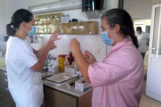 A Ouvéa, 10% de la population est vaccinée