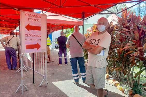 565 vaccinés de plus à La Foa