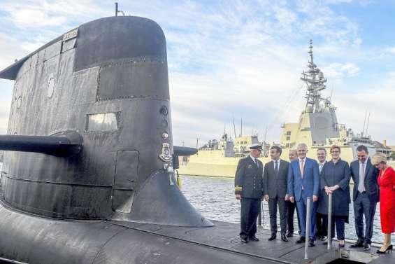 [DOSSIER] L'Australie rompt l'accord avec la France sur les sous-marins