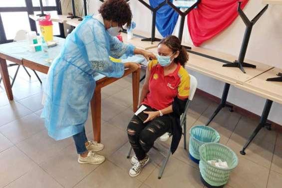 Un vaccinodrome installé à Farino