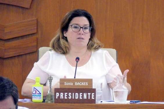 Sonia Backès demande l'autorisation de la pêche et de la chasse de subsistance