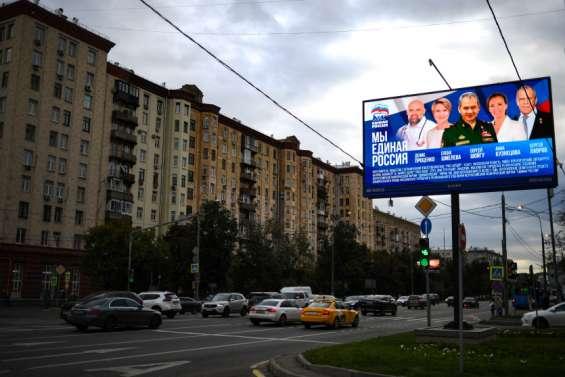 Le parti de Poutine en marche vers une victoire sans gloire