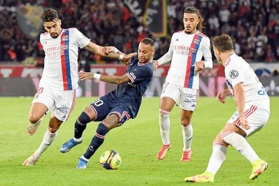 Neymar et Paqueta, sur un air de samba