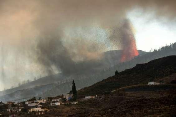 Eruption volcanique aux Canaries: de