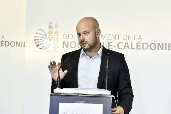 Christopher Gygès et Adolphe Digoué animeront le point presse du gouvernement ce mardi