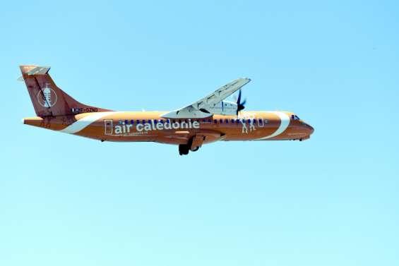 Aircal prévoit deux rotations vers Lifou