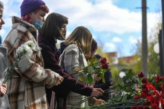 L'université de Perm traumatisée, au lendemain de la tuerie