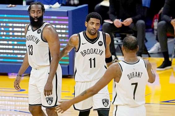 NBA : Brooklyn veut conserver son trio magique