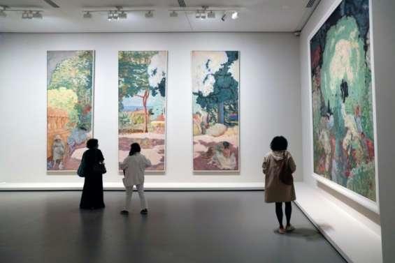 La collection Morozov, feu d'artifice de chefs d'oeuvres à la Fondation Vuitton