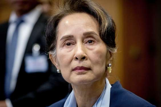Aung San Suu Kyi devant la justice