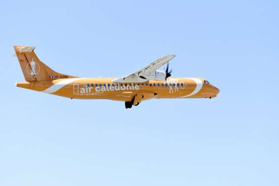 Aircal prévoit deux rotations vers Lifou ce vendredi