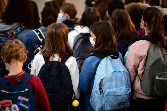 Covid: fin du masque à l'école primaire le 4 octobre dans les départements les moins touchés