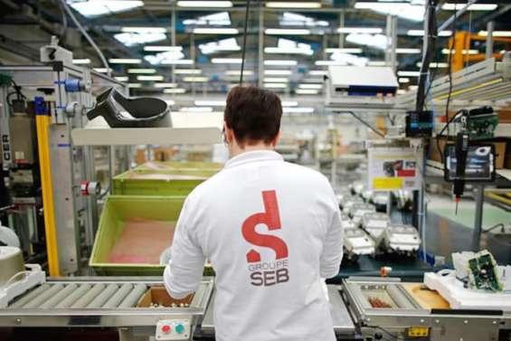 SEB crée des emplois dans le Pas-de-Calais