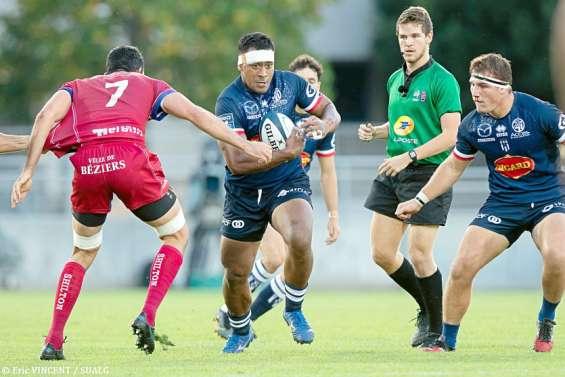 Rugby : le chemin de croix d'Agen