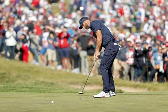 Golf : les Américains prennent une sérieuse option sur la Ryder Cup