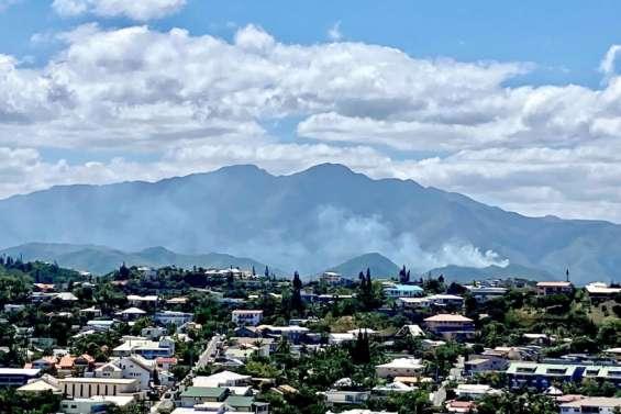 Un incendie au Mont-Dore, une alerte «pyromane» lancée àBourail