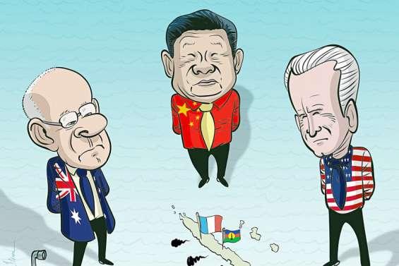 [GROS PLAN] Indopacifique : le Caillou au centre du jeu diplomatique