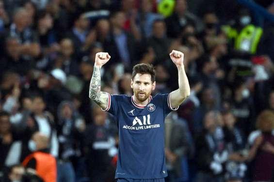 Football: Paris bat Manchester City avec le premier but de Messi