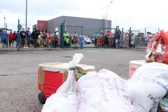 Nengoné appelle à la solidarité pour ses habitants coincés sur la Grande Terre