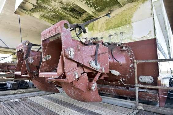 Le Betico profite du confinement pour changer un moteur