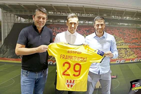 Football : Frankowski, la belle surprise