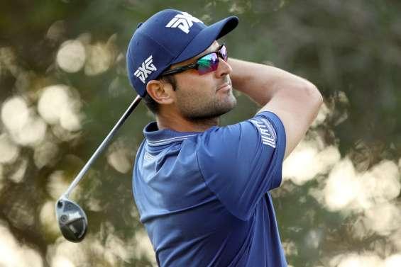 Golf : Paul Barjon enchaîne trois jours sous le par